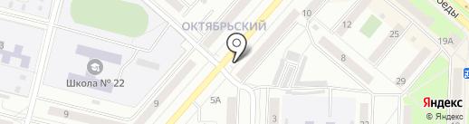 АВТОШАХ на карте Каменска-Уральского