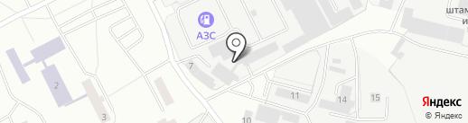 ТРУБОДЕТАЛЬ на карте Каменска-Уральского