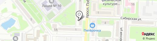 Собственность на карте Каменска-Уральского