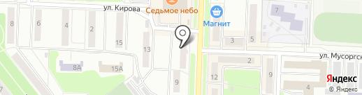 Rieker на карте Каменска-Уральского