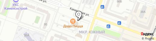 Sport style на карте Каменска-Уральского