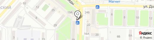 Магазин на карте Каменска-Уральского