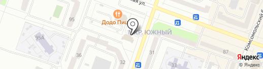 G lounge на карте Каменска-Уральского