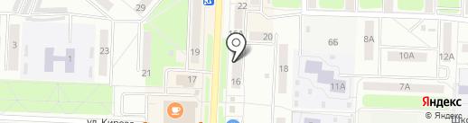 Детская музыкальная школа №2 на карте Каменска-Уральского