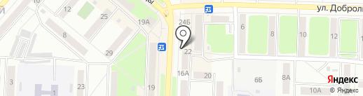 Содействие, КПК на карте Каменска-Уральского