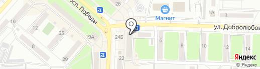 Атлант-проф на карте Каменска-Уральского