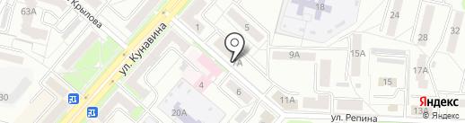 Мастерская на карте Каменска-Уральского