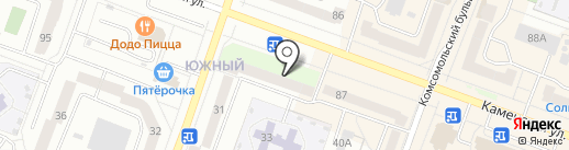 Электромаркет на карте Каменска-Уральского