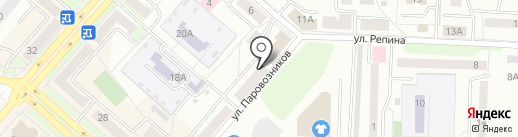 Le`mash Club на карте Каменска-Уральского