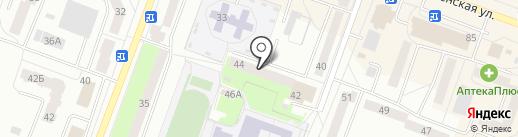 Банкомат, Сбербанк России на карте Каменска-Уральского