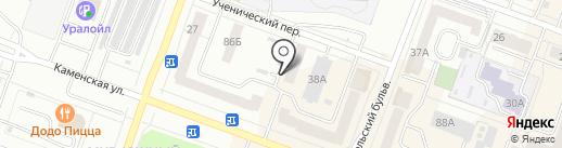 LR Health & Beauty Systems на карте Каменска-Уральского