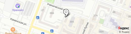 Slimclub на карте Каменска-Уральского