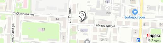 Промбезопасность, НОУ на карте Каменска-Уральского