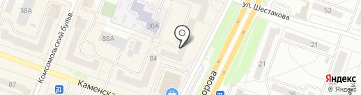 Kamilla на карте Каменска-Уральского