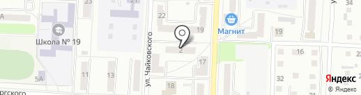 Банкомат, БАНК ВТБ 24 на карте Каменска-Уральского