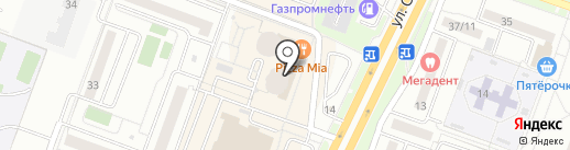 Водяной Маг на карте Каменска-Уральского