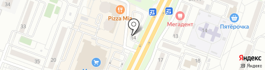 DiskCar на карте Каменска-Уральского