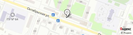 Мечта сладкоежки на карте Каменска-Уральского