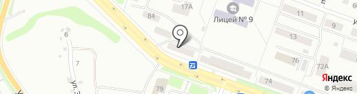 ЭкоСервис на карте Каменска-Уральского