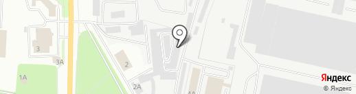 Autoучет на карте Каменска-Уральского
