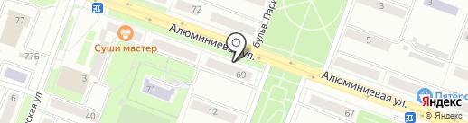 Знайка на карте Каменска-Уральского