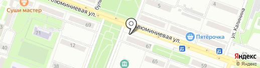 Премиум-Драйв на карте Каменска-Уральского