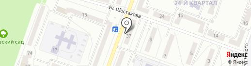 Бонус на карте Каменска-Уральского