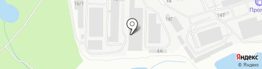 ПРОИЗВОДСТВЕННОЕ ОБЪЕДИНЕНИЕ ПРЕМИУМ-ЭЛЕКТРО на карте Каменска-Уральского