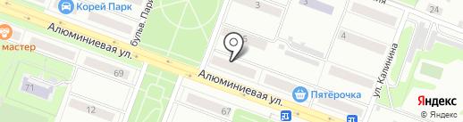 Недвижимость Урала на карте Каменска-Уральского