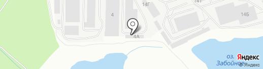 Expert-Auto на карте Каменска-Уральского