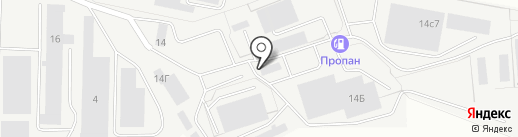 Виста-люкс на карте Каменска-Уральского