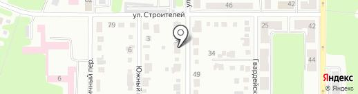 Магазин автоэмалей на карте Каменска-Уральского