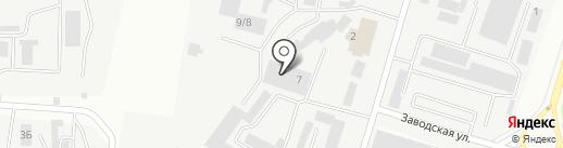 КОНВЕЙЕР на карте Каменска-Уральского