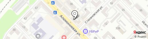 Savage+ на карте Каменска-Уральского
