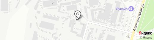 Партнер на карте Каменска-Уральского