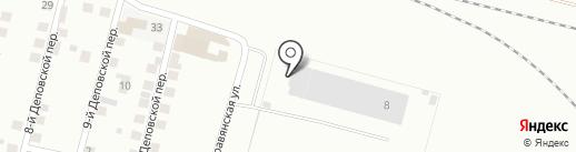 ЮМИ Плюс на карте Каменска-Уральского