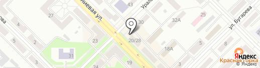 Sota-Service на карте Каменска-Уральского