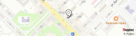 Домофф на карте Каменска-Уральского