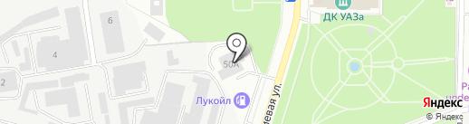 JOY на карте Каменска-Уральского