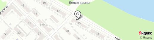 Городской общественный совет собственников и нанимателей жилья на карте Каменска-Уральского