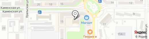 Атланттекс на карте Каменска-Уральского