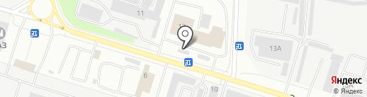 Уральский центр содействия и сертификации на карте Каменска-Уральского