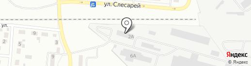 Агат на карте Каменска-Уральского