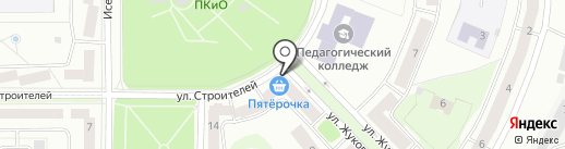 AleksA Fashion на карте Каменска-Уральского