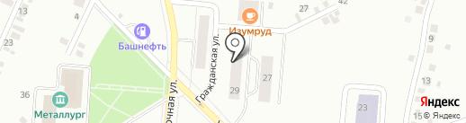 Наш дом, ТСЖ на карте Каменска-Уральского