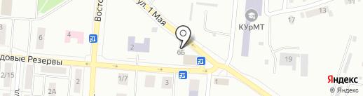 Фируза на карте Каменска-Уральского
