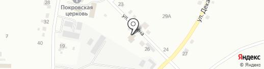 Центр авторазбора на карте Каменска-Уральского