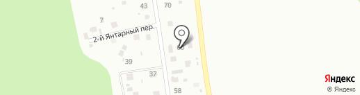 Алиса на карте Кургана