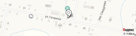 Qiwi на карте Бархатово