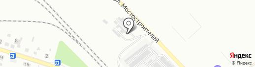 Автоном-Сервис на карте Кургана